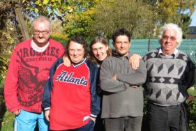 Volontairs in de Ardennen