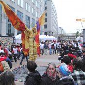17 oktober - Werelddag van Verzet tegen Extreme Armoede