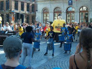 Leuven 17 oktober